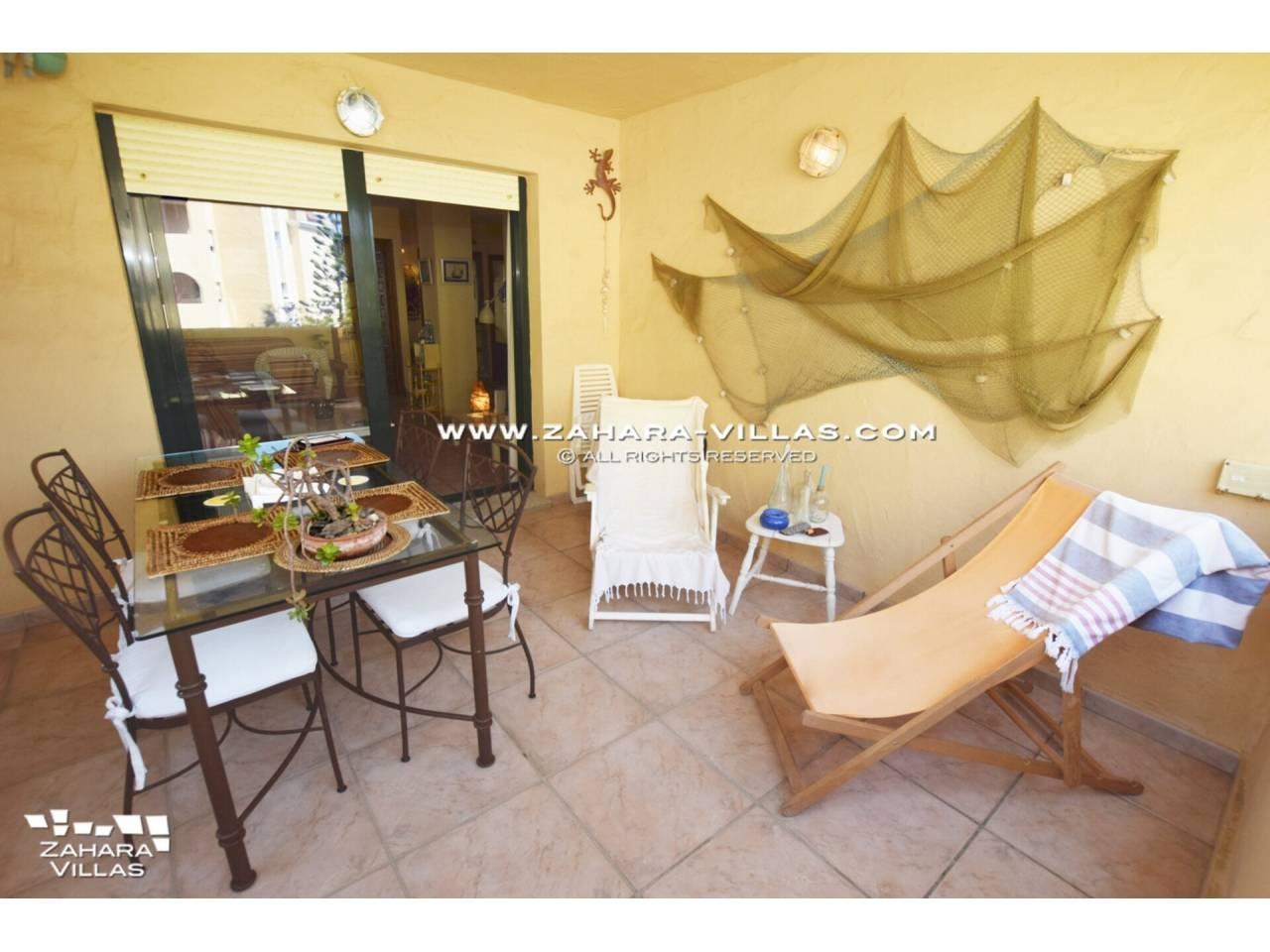 Imagen 3 de Coqueto apartamento en venta en urbanización Jardines de Zahara - Atlanterra