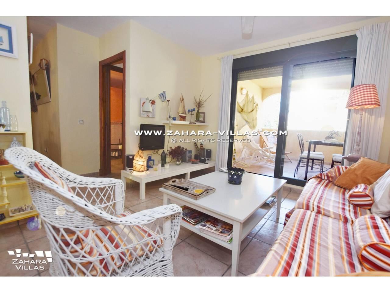 Imagen 4 de Coqueto apartamento en venta en urbanización Jardines de Zahara - Atlanterra