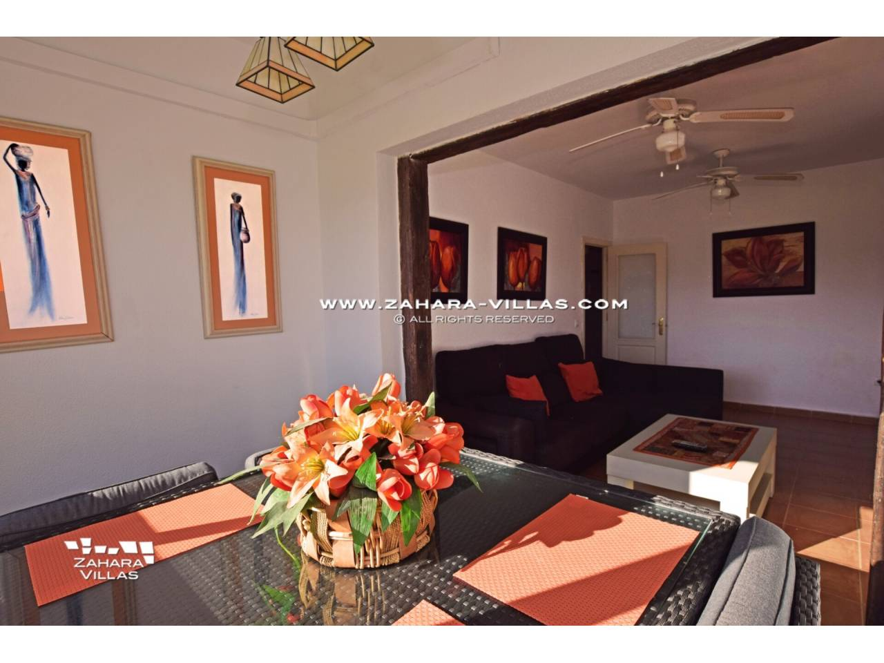 Imagen 6 de Apartamento en Urbanización Zahara-Mar