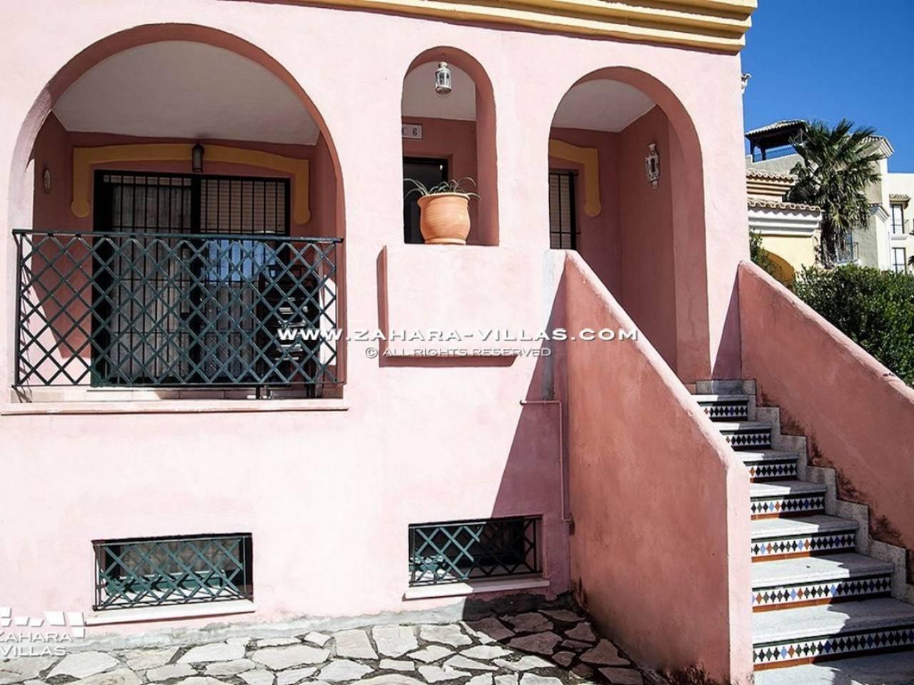 "Imagen 2 de Townhouse in urbanization ""Jardines de Zahara"" for sale"
