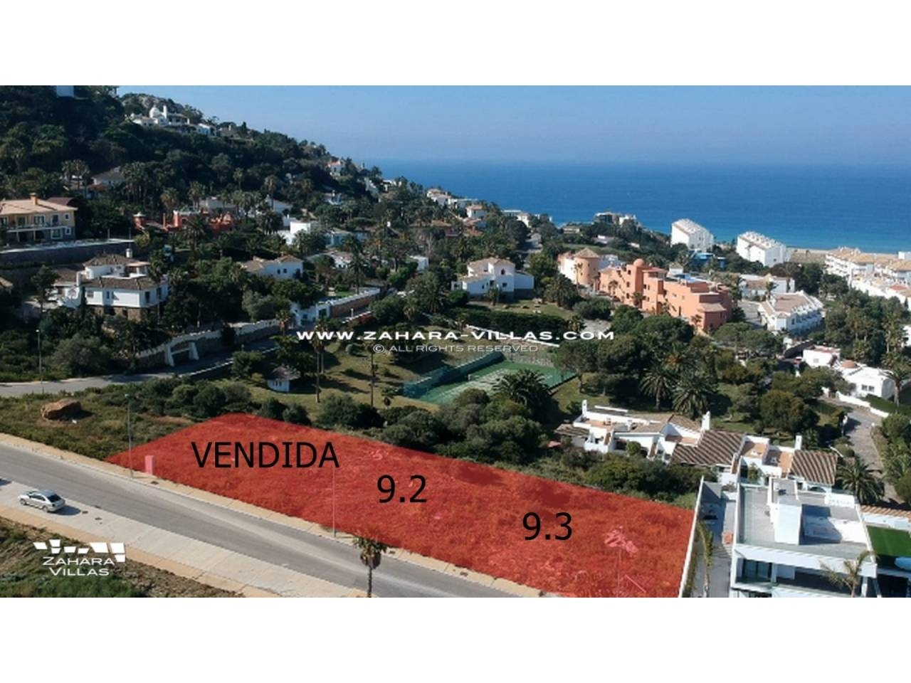 Imagen 2 de Plot new construction for sale