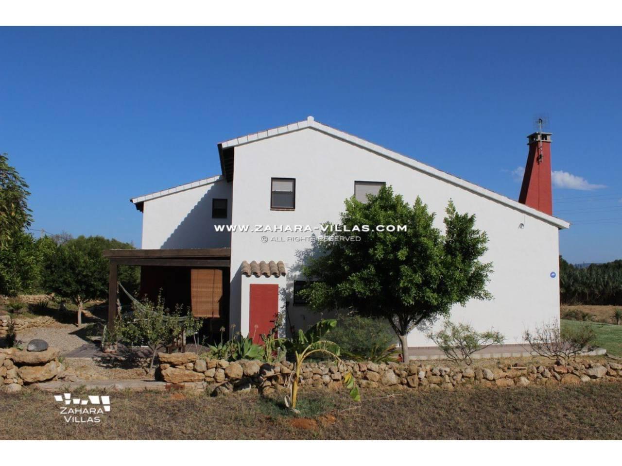 Imagen 3 de Casa en venta en el Cerro de los Abejaruco (Vejer de la Frontera)
