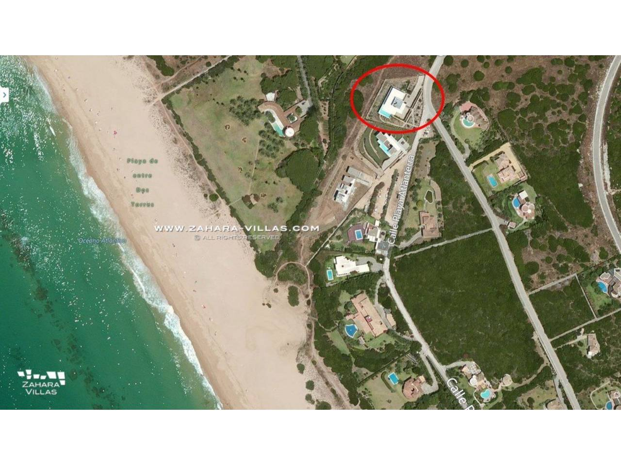 Imagen 6 de Wonderful Villa for sale with sea views in the beach Los Alemanes