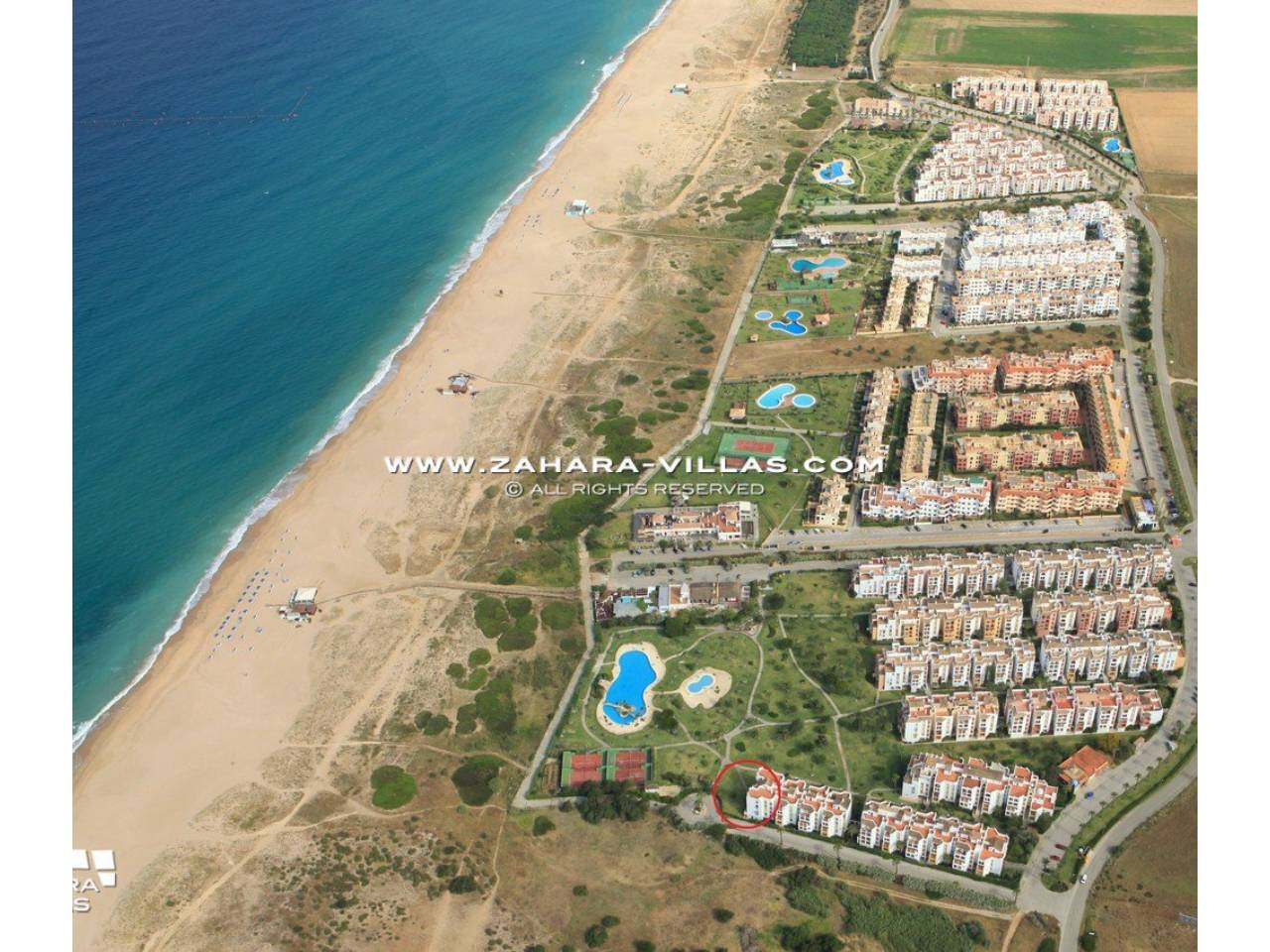 "Imagen 12 de Apartment for sale in urbanization ""Atlanterra Playa"""