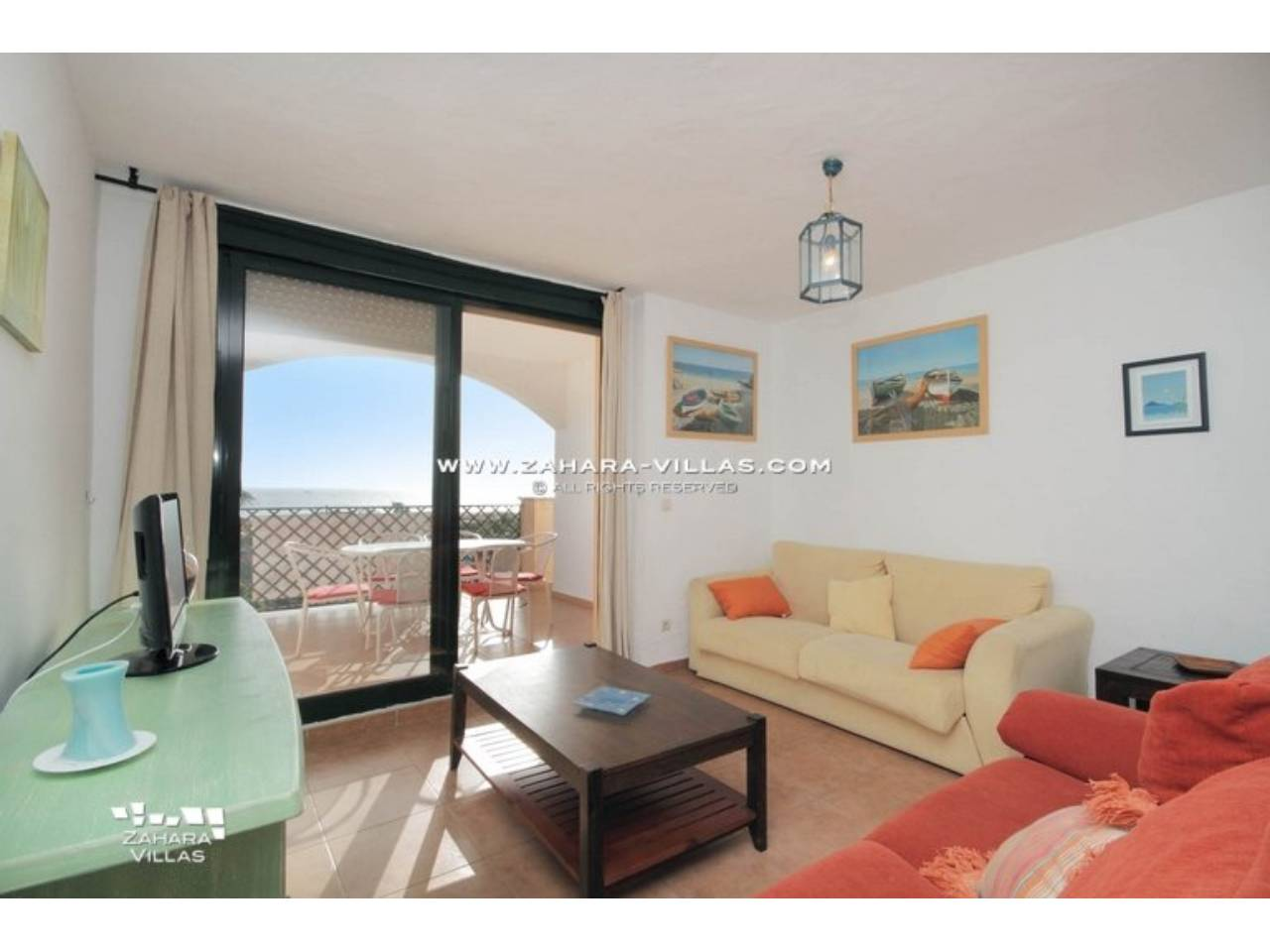 "Imagen 2 de Apartment for sale in urbanization ""Atlanterra Playa"""
