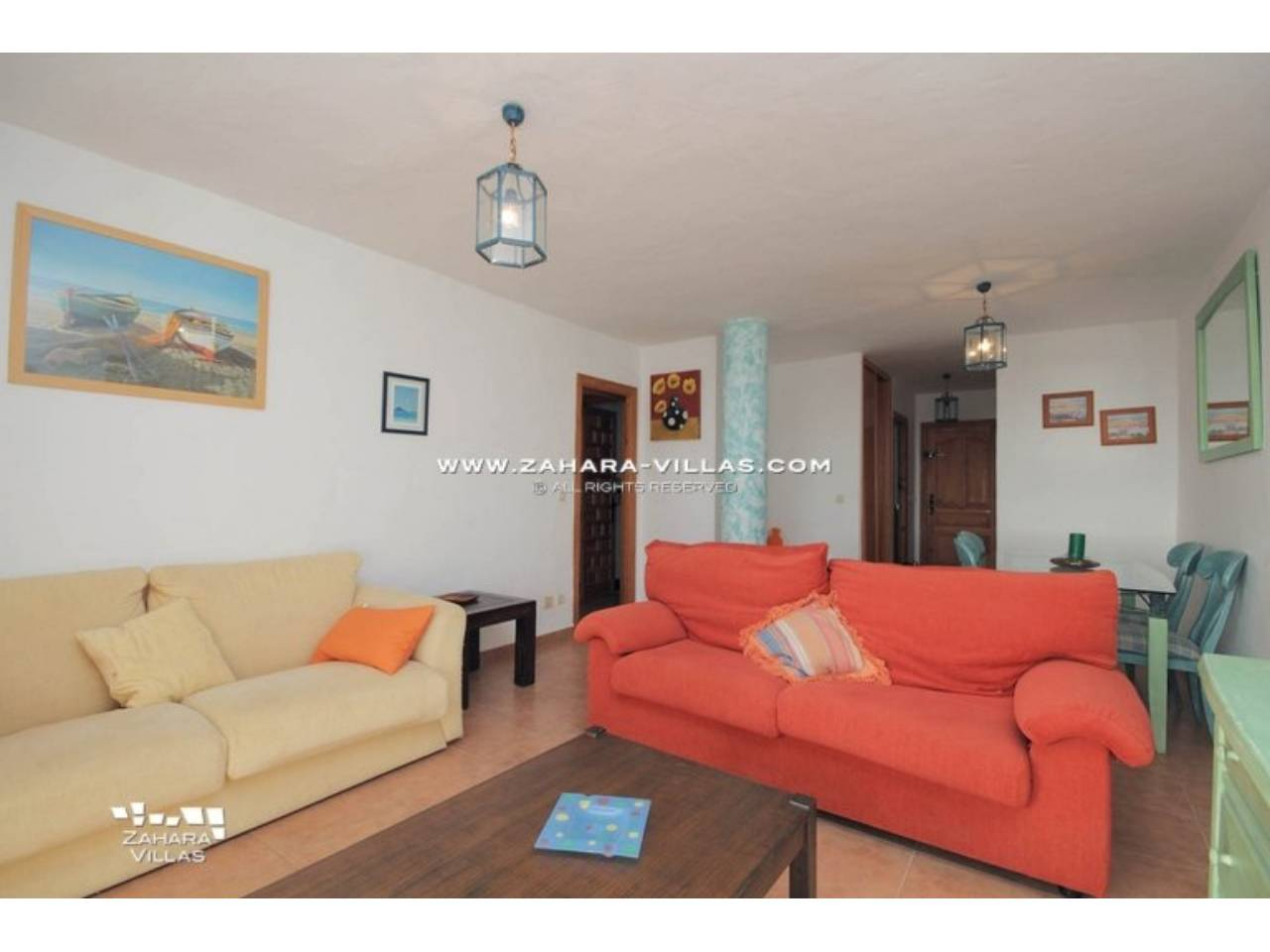 "Imagen 4 de Apartment for sale in urbanization ""Atlanterra Playa"""