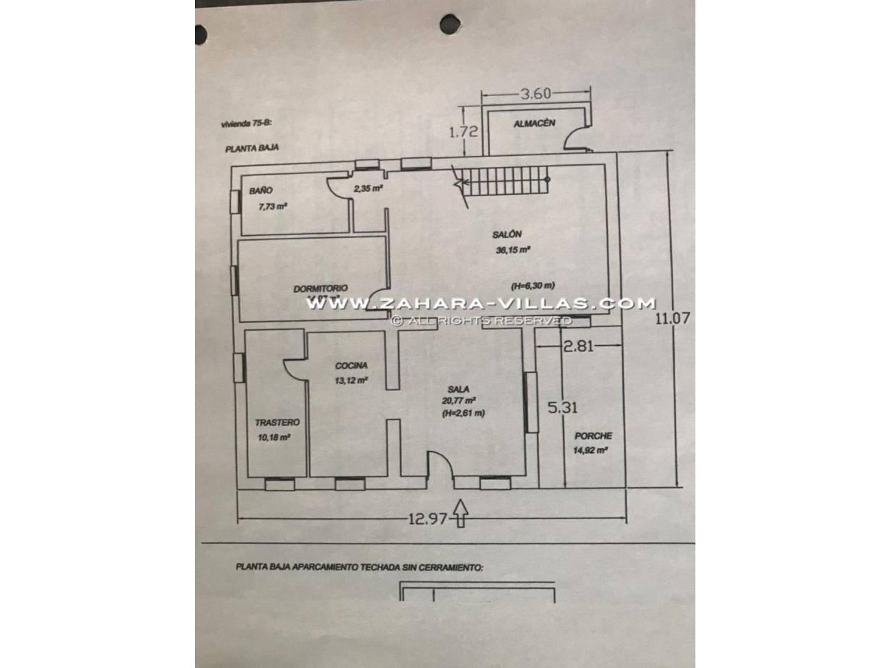Imagen 44 de House for sale in Zahora ( Los Caños de Meca )