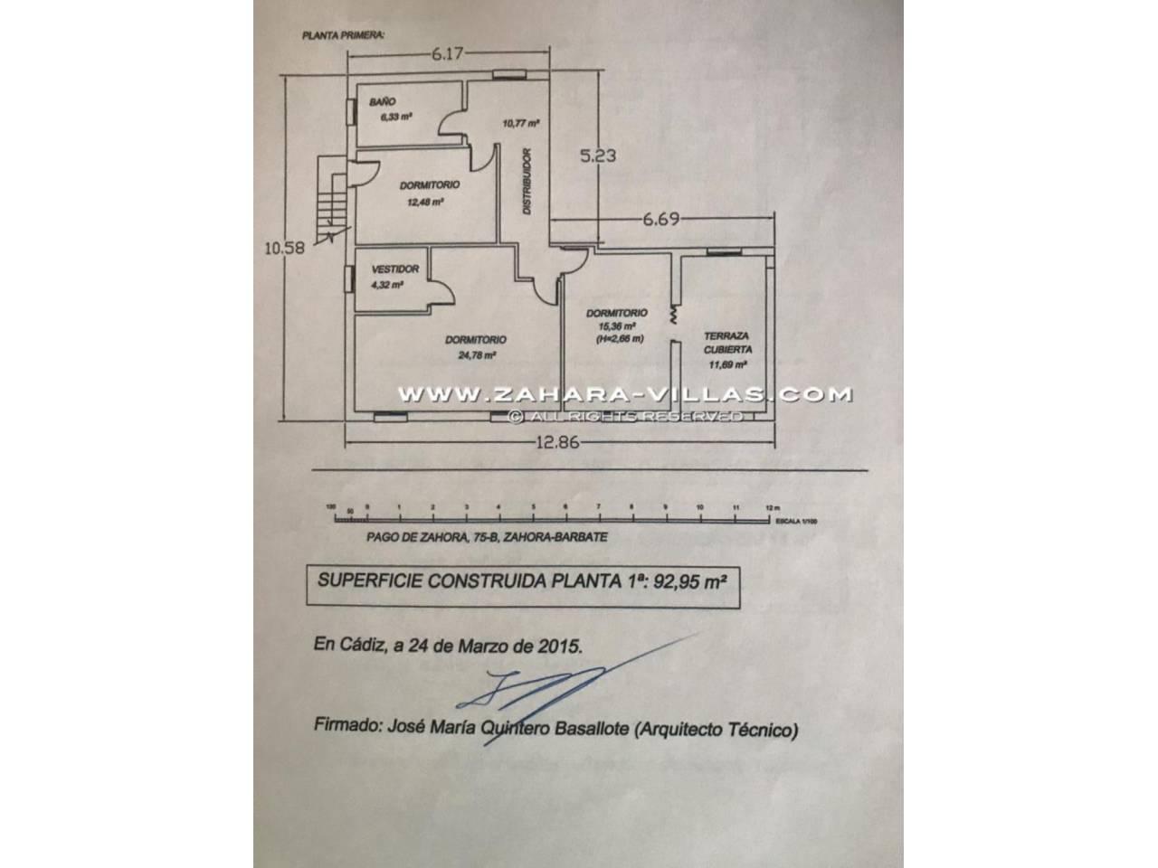 Imagen 45 de House for sale in Zahora ( Los Caños de Meca )