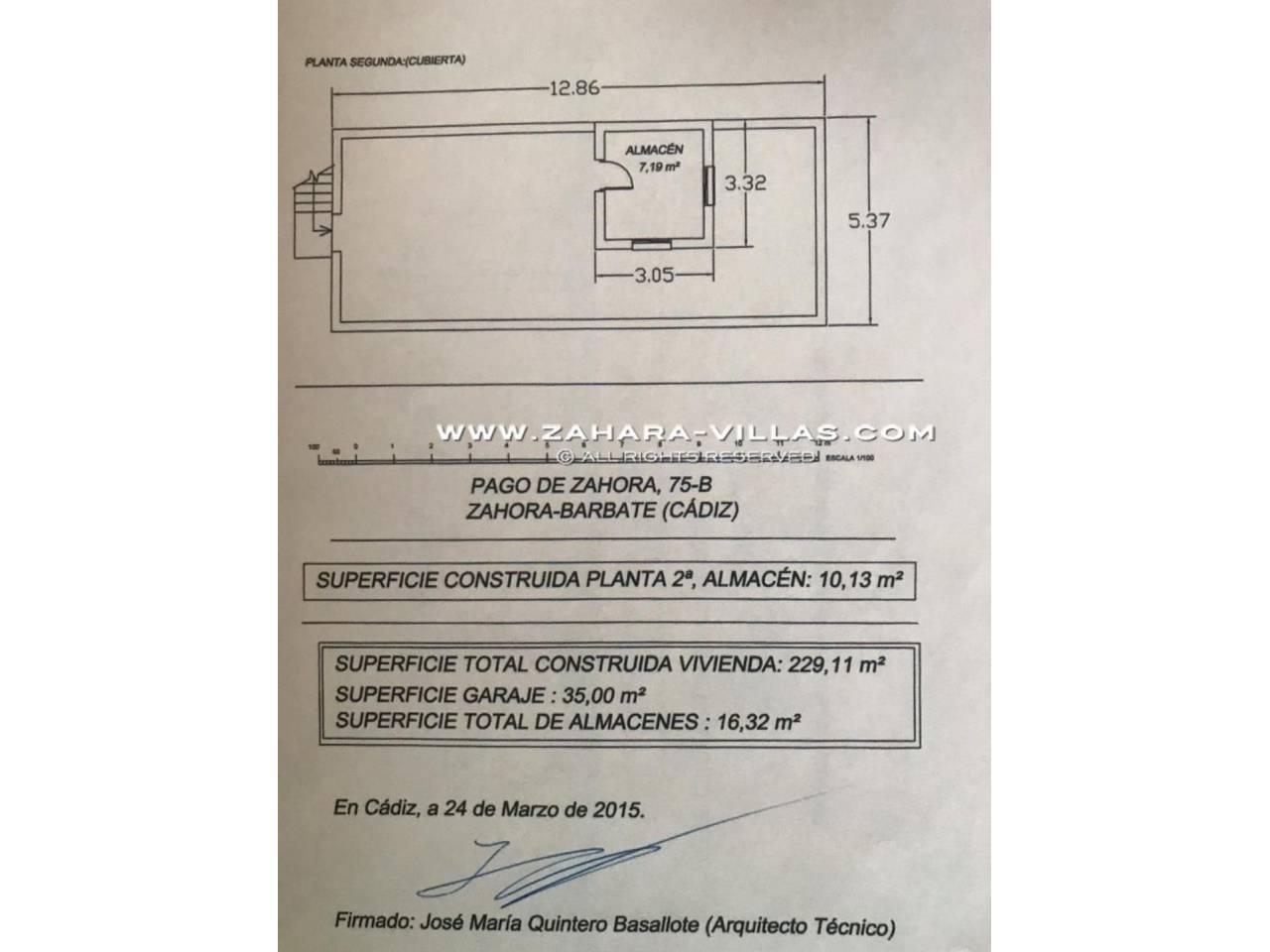 Imagen 46 de House for sale in Zahora ( Los Caños de Meca )