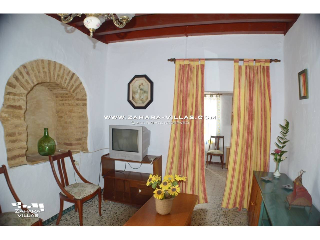 "Imagen 10 de House a few meters from the famous""Plaza de los Pescaitos"" in old town of Vejer"