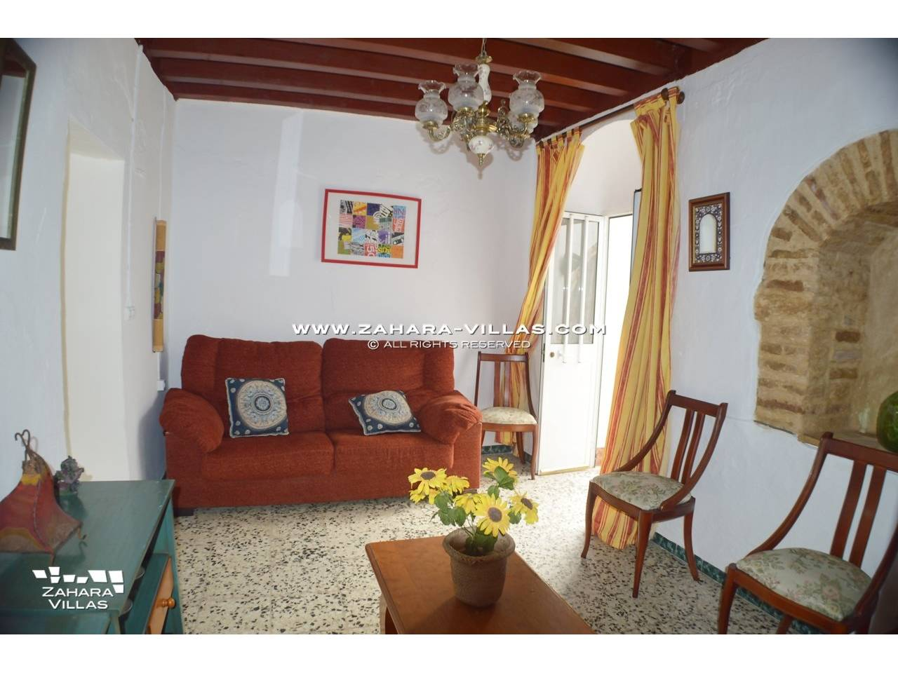 "Imagen 11 de House a few meters from the famous""Plaza de los Pescaitos"" in old town of Vejer"