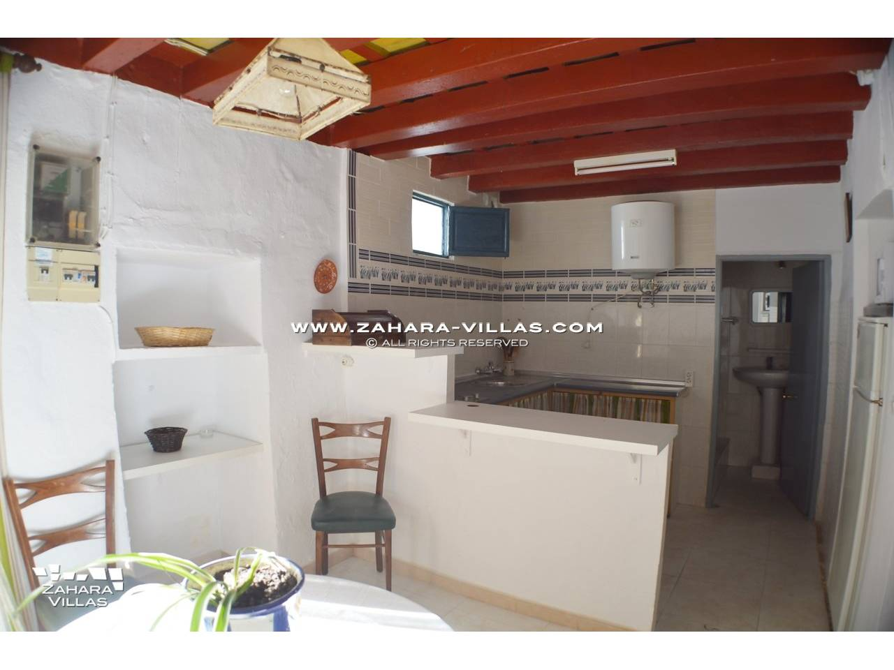 "Imagen 13 de House a few meters from the famous""Plaza de los Pescaitos"" in old town of Vejer"