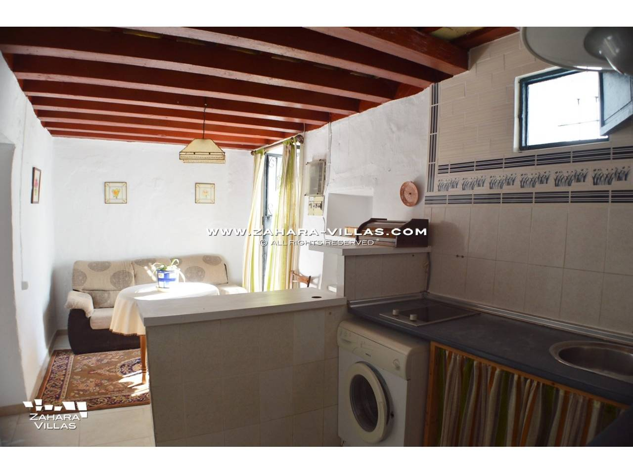 "Imagen 15 de House a few meters from the famous""Plaza de los Pescaitos"" in old town of Vejer"