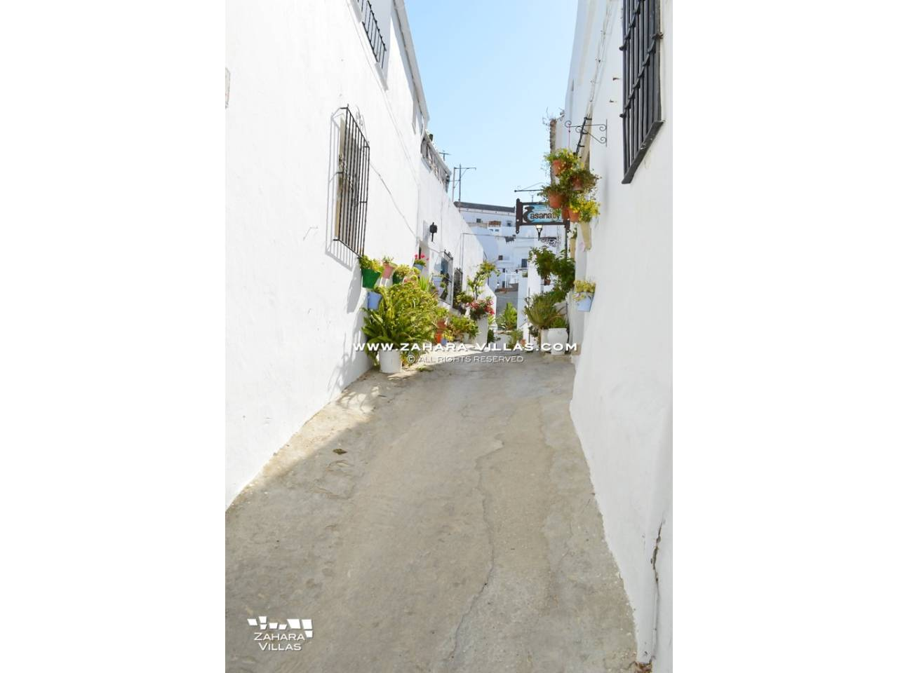 "Imagen 16 de House a few meters from the famous""Plaza de los Pescaitos"" in old town of Vejer"