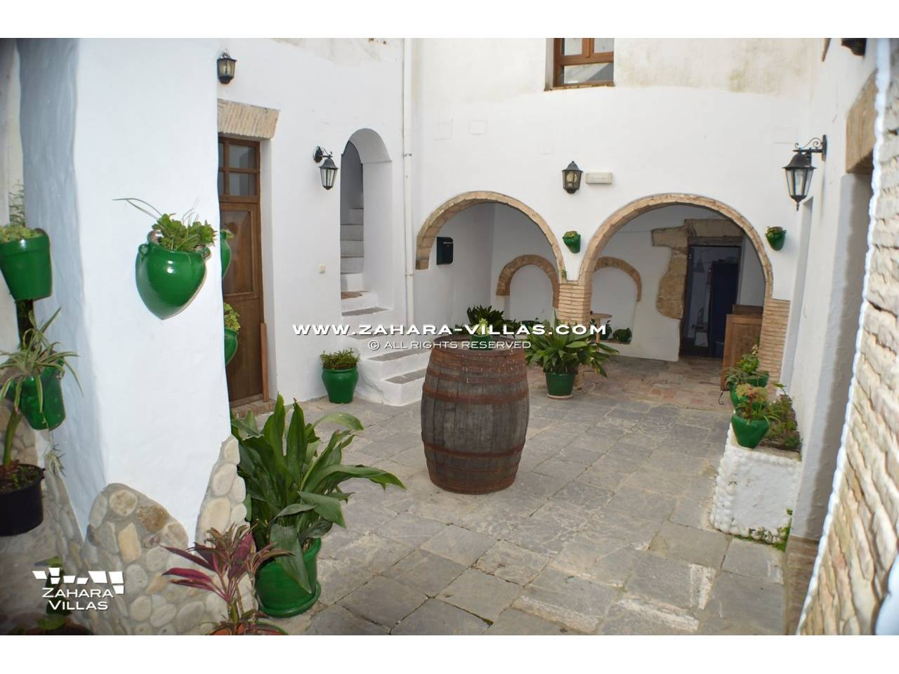 "Imagen 1 de House a few meters from the famous""Plaza de los Pescaitos"" in old town of Vejer"