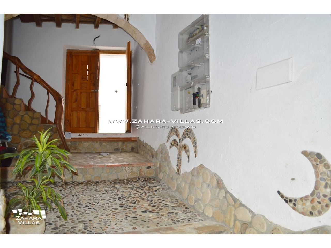 "Imagen 2 de House a few meters from the famous""Plaza de los Pescaitos"" in old town of Vejer"