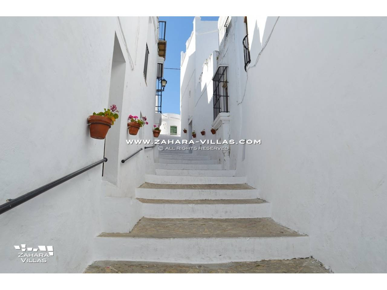 "Imagen 4 de House a few meters from the famous""Plaza de los Pescaitos"" in old town of Vejer"