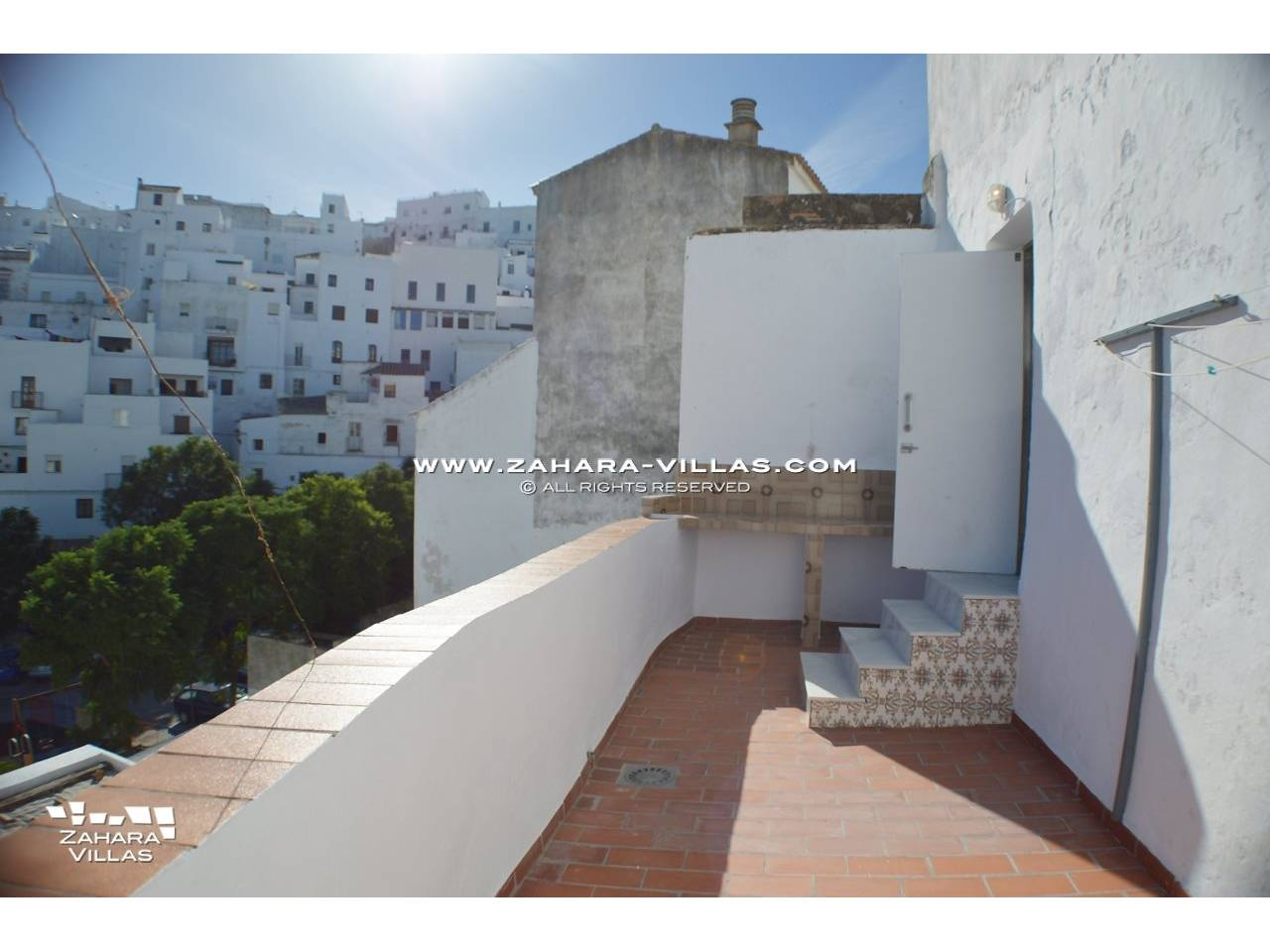 "Imagen 7 de House a few meters from the famous""Plaza de los Pescaitos"" in old town of Vejer"