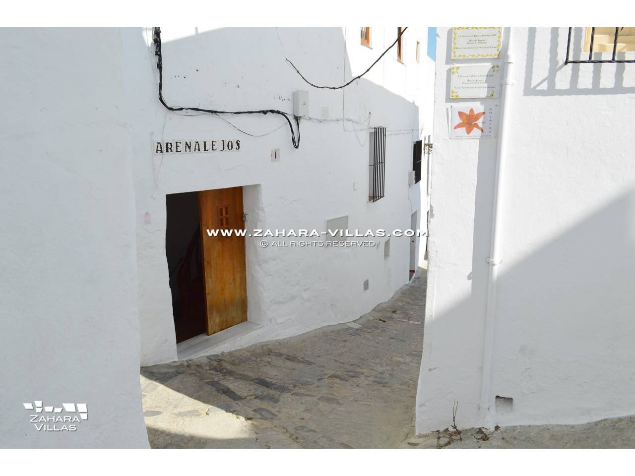 "Imagen 9 de House a few meters from the famous""Plaza de los Pescaitos"" in old town of Vejer"