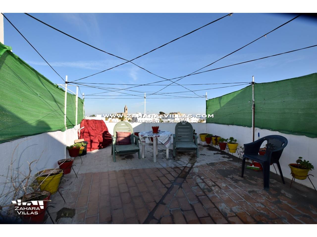 Imagen 3 de House in the centre of the old town with two large terraces with wonderful views