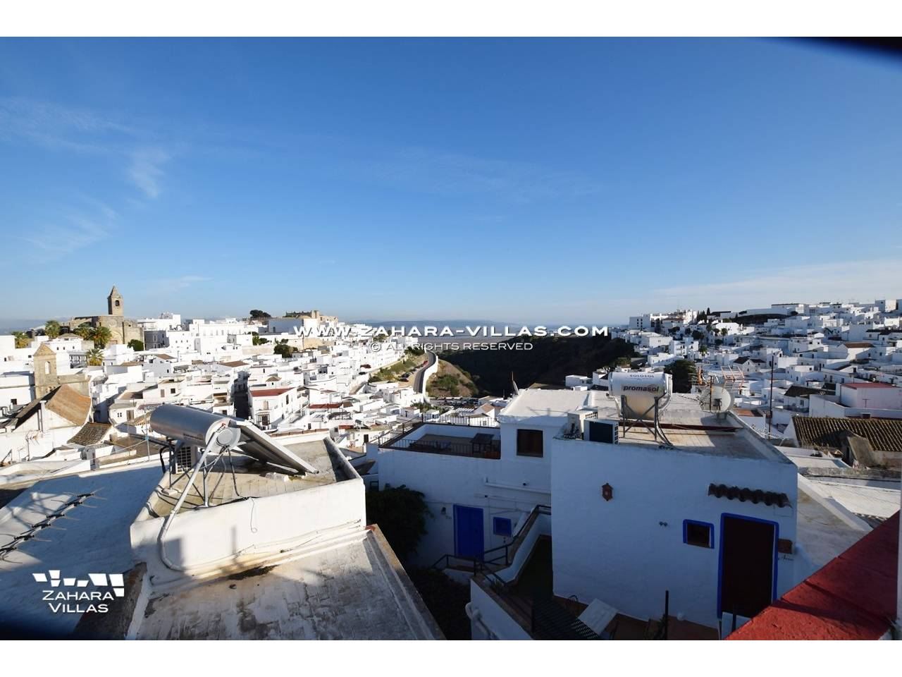Imagen 4 de House in the centre of the old town with two large terraces with wonderful views