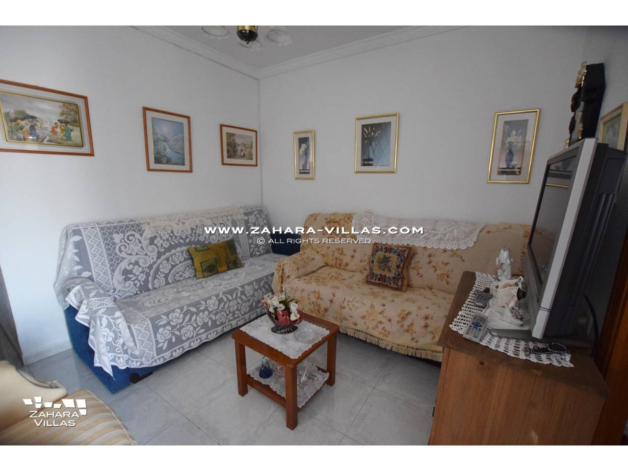 Imagen 8 de House in the centre of the old town with two large terraces with wonderful views