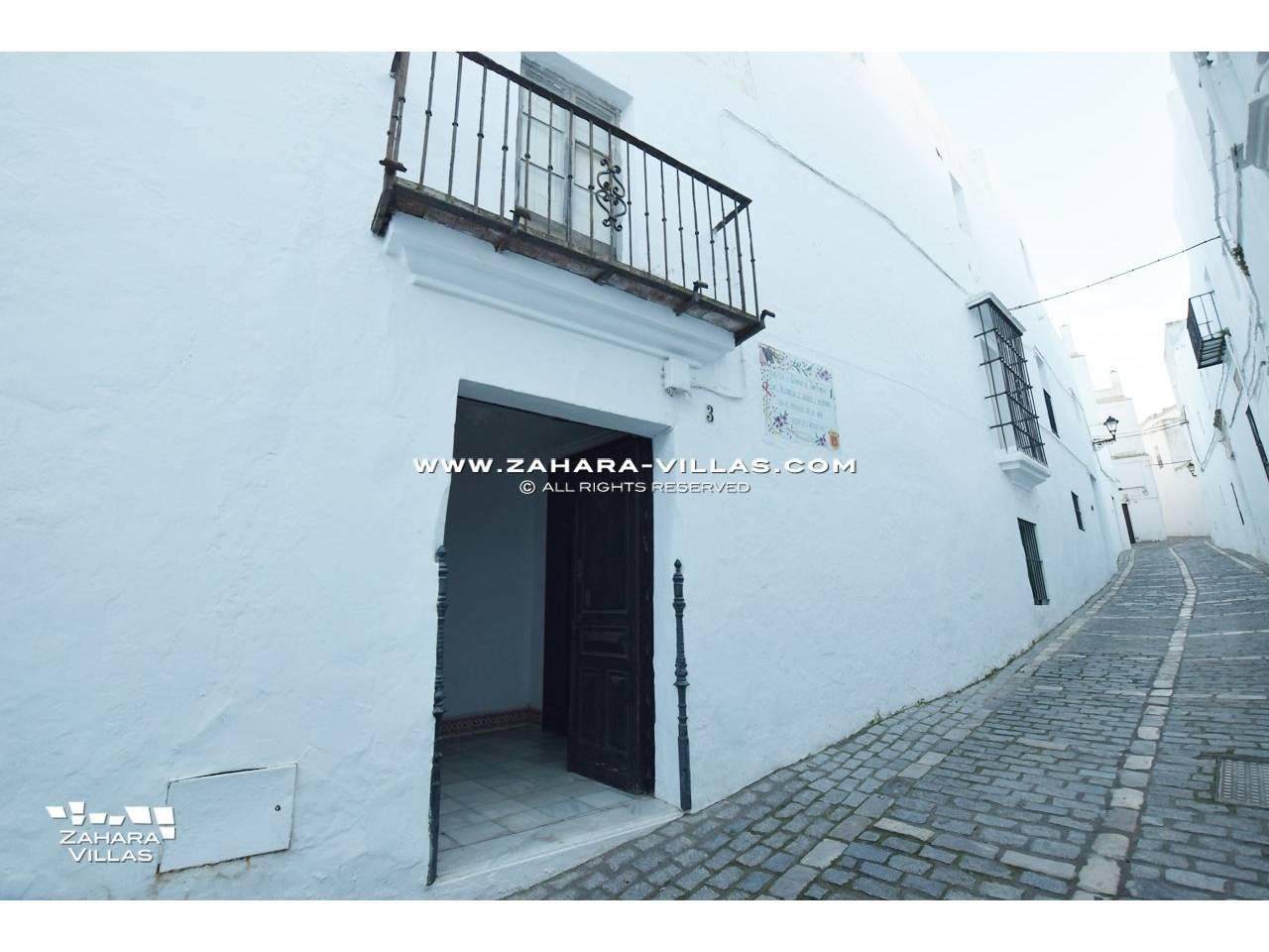 Imagen 5 de Historic buildings for sale in Vejer de la Frontera are sold