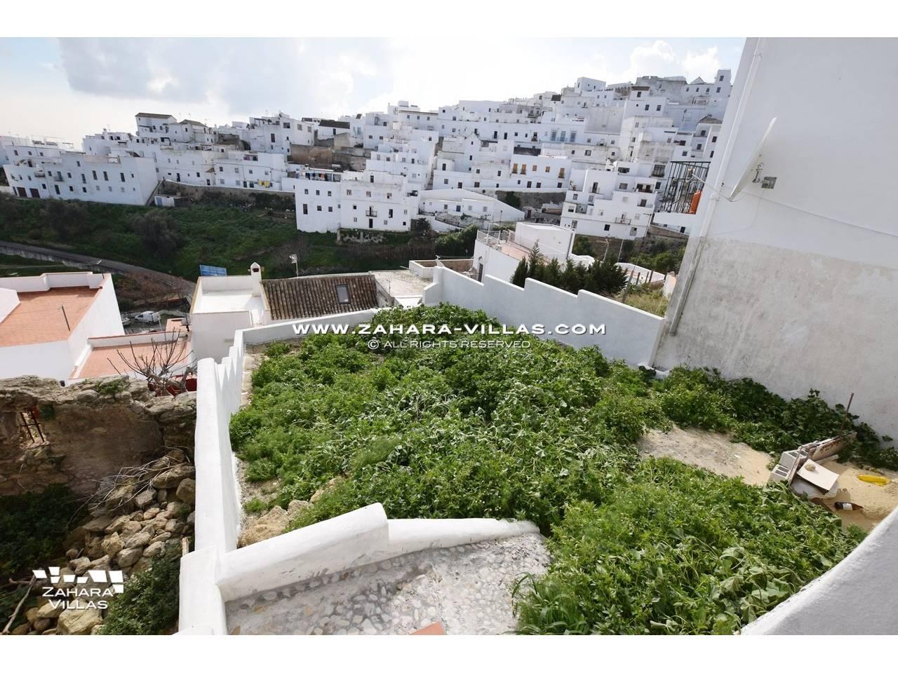 Imagen 10 de House, Apartment and Plot to build in the historic center of Vejer de la Frontera