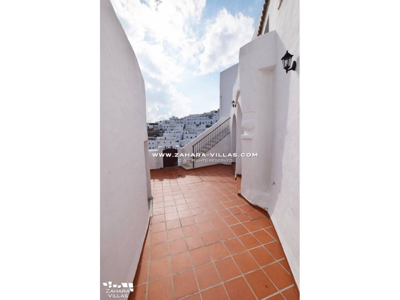 Imagen 11 de House, Apartment and Plot to build in the historic center of Vejer de la Frontera