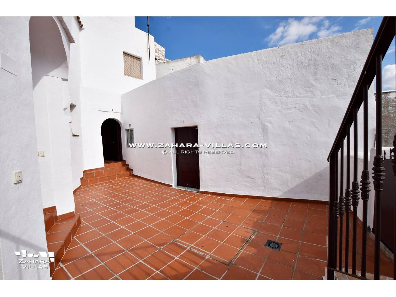 Imagen 12 de House, Apartment and Plot to build in the historic center of Vejer de la Frontera