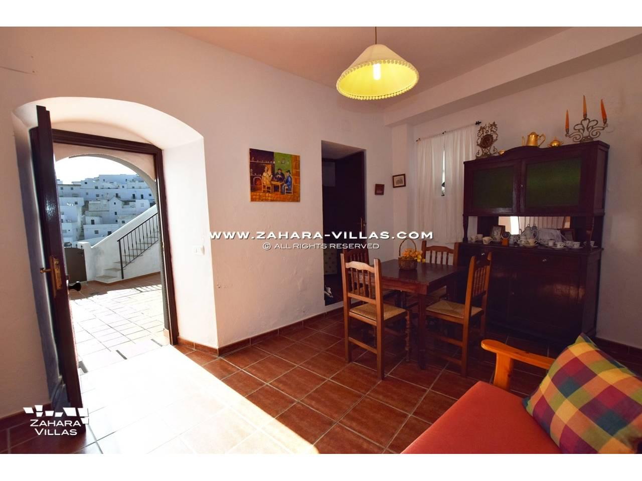 Imagen 13 de House, Apartment and Plot to build in the historic center of Vejer de la Frontera