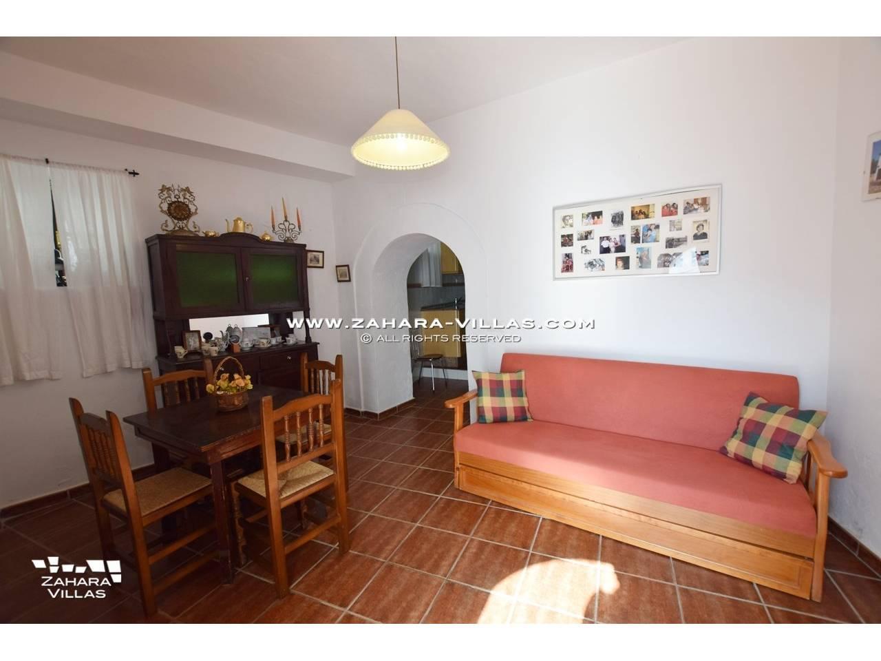 Imagen 14 de House, Apartment and Plot to build in the historic center of Vejer de la Frontera