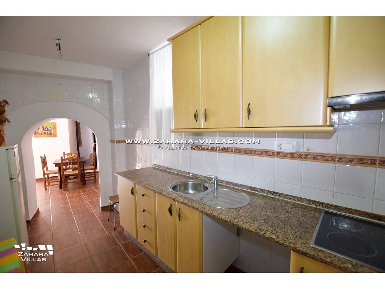 Imagen 16 de House, Apartment and Plot to build in the historic center of Vejer de la Frontera