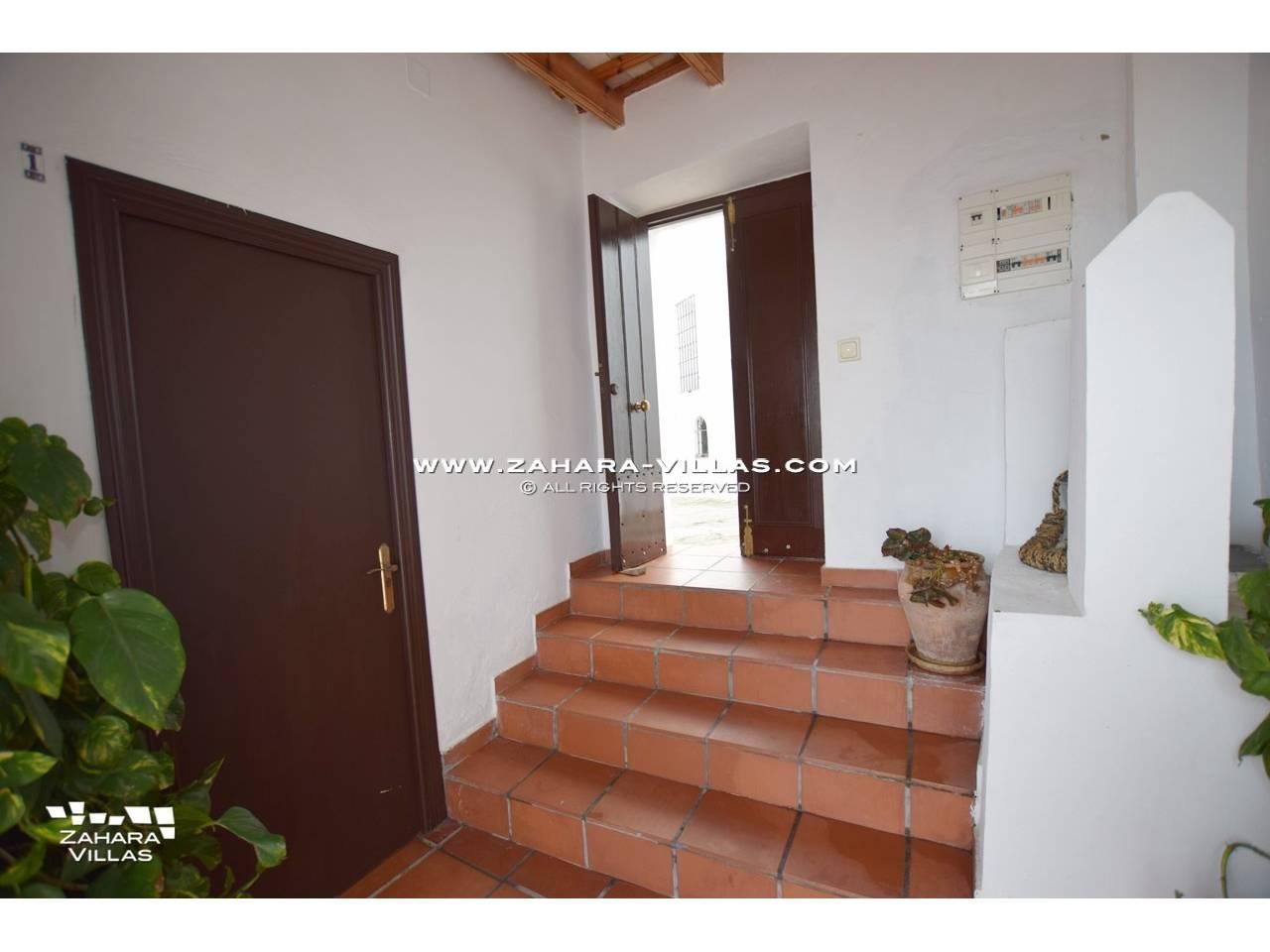 Imagen 18 de House, Apartment and Plot to build in the historic center of Vejer de la Frontera