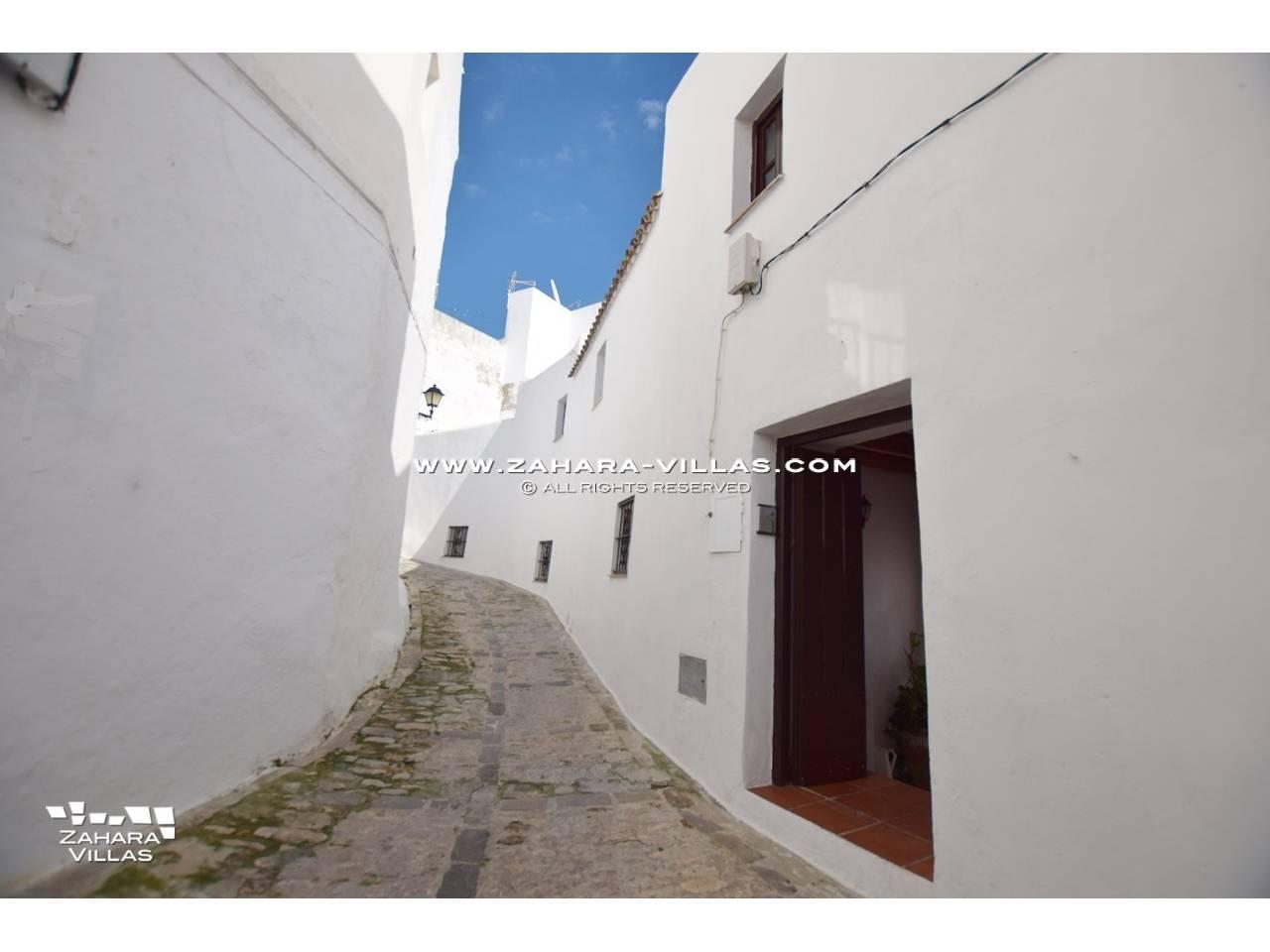 Imagen 19 de House, Apartment and Plot to build in the historic center of Vejer de la Frontera