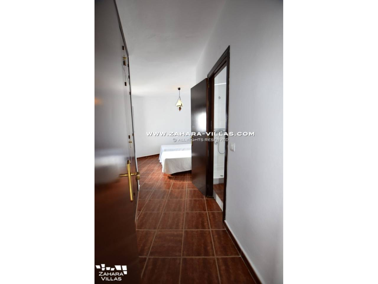 Imagen 5 de House, Apartment and Plot to build in the historic center of Vejer de la Frontera