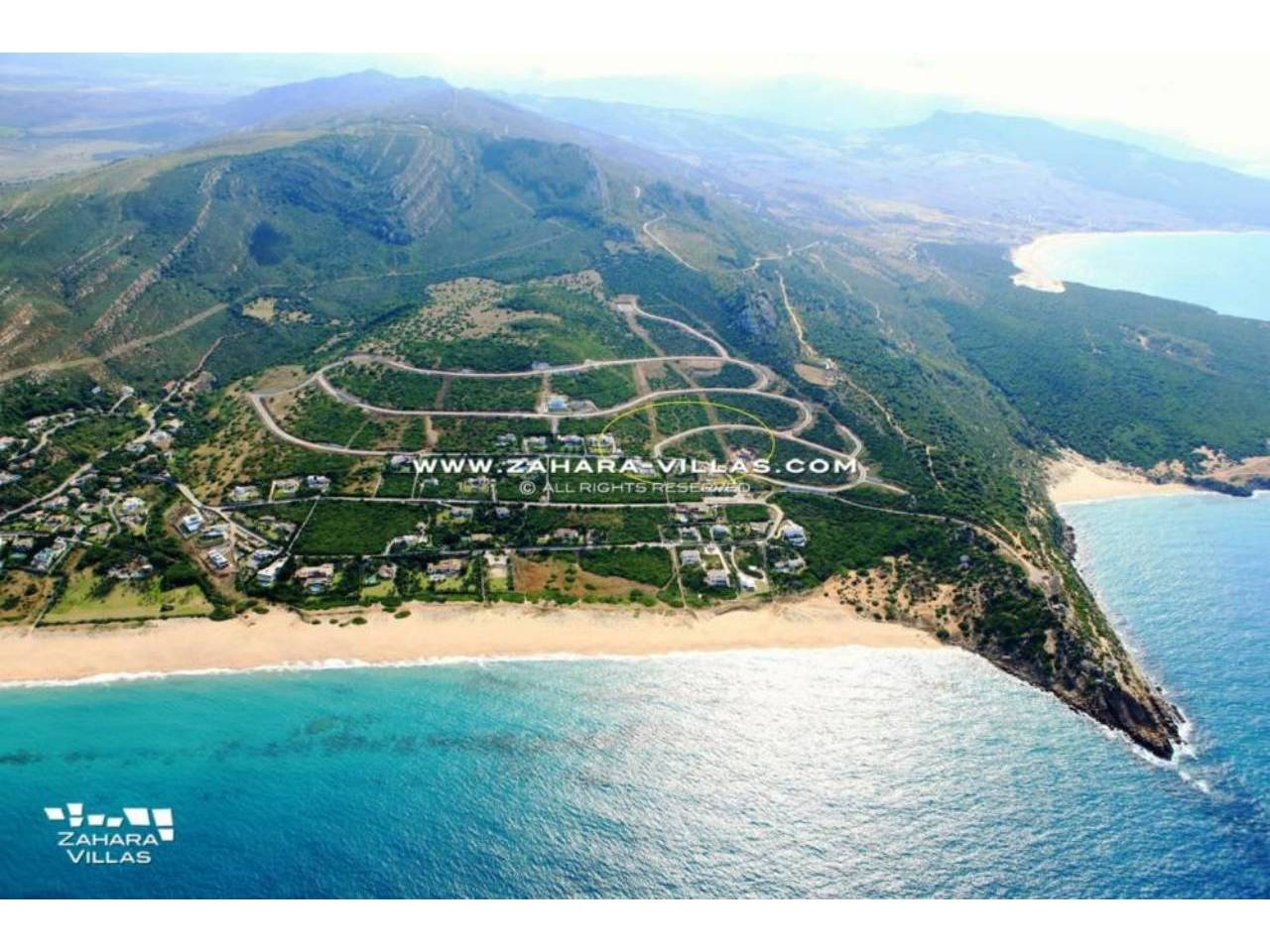 Imagen 2 de Plot New Construction For Sale in Zahara de los Atunes