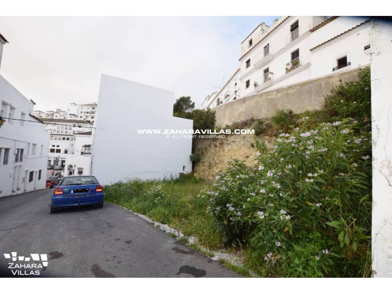 Imagen 2 de Parcela Urbana con Proyecto Básico de Edificación para 4 Pisos