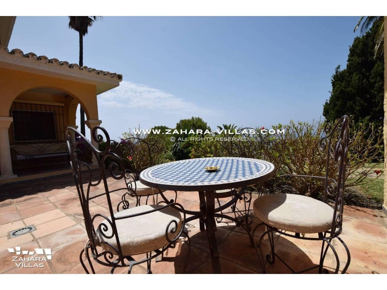 Imagen 33 de Estupendo Chalet Andaluz con impresionantes Vistas al mar