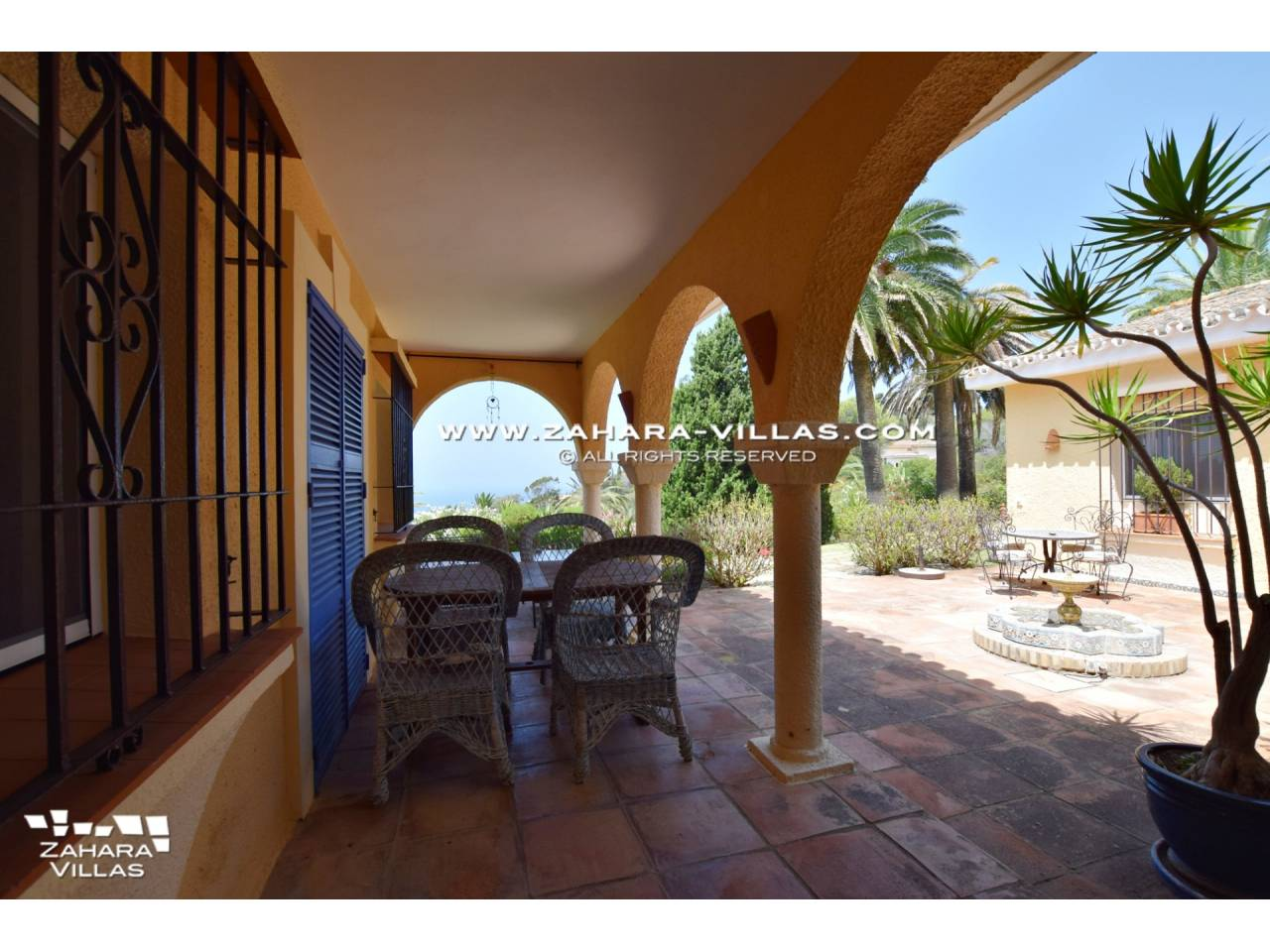 Imagen 4 de Great Andalusian Chalet with stunning sea views