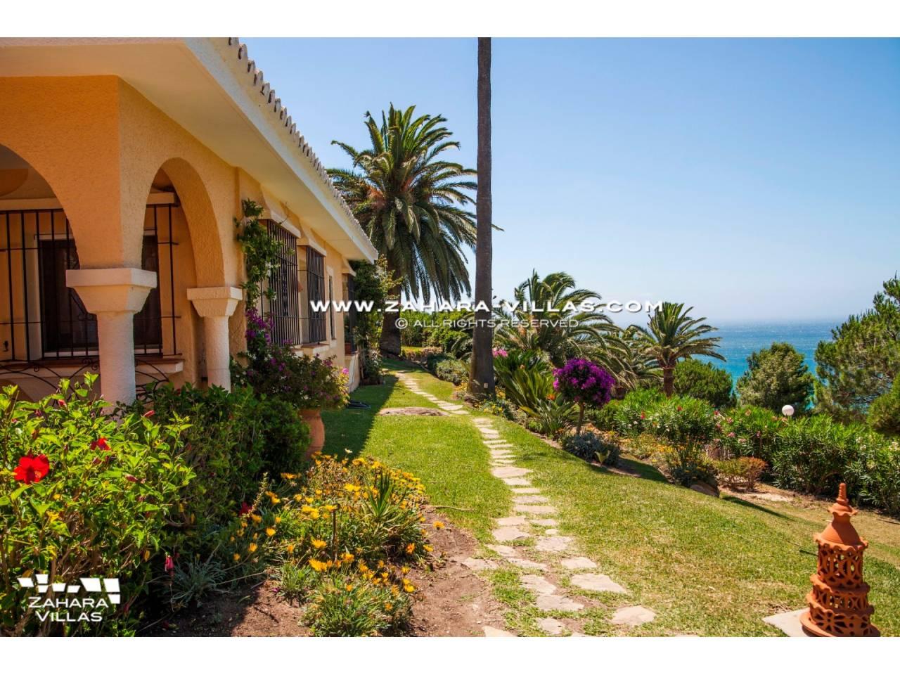 Imagen 29 de Estupendo Chalet Andaluz con impresionantes Vistas al mar