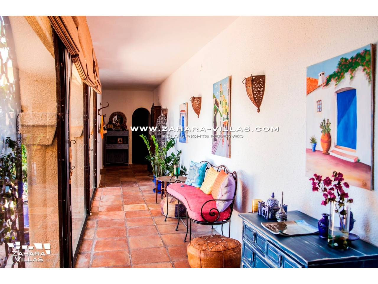 Imagen 5 de Great Andalusian Chalet with stunning sea views