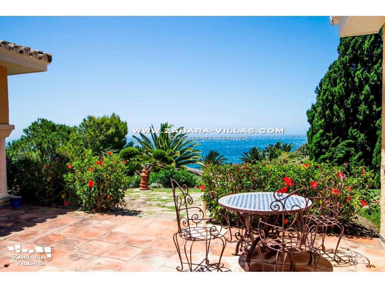 Imagen 32 de Estupendo Chalet Andaluz con impresionantes Vistas al mar