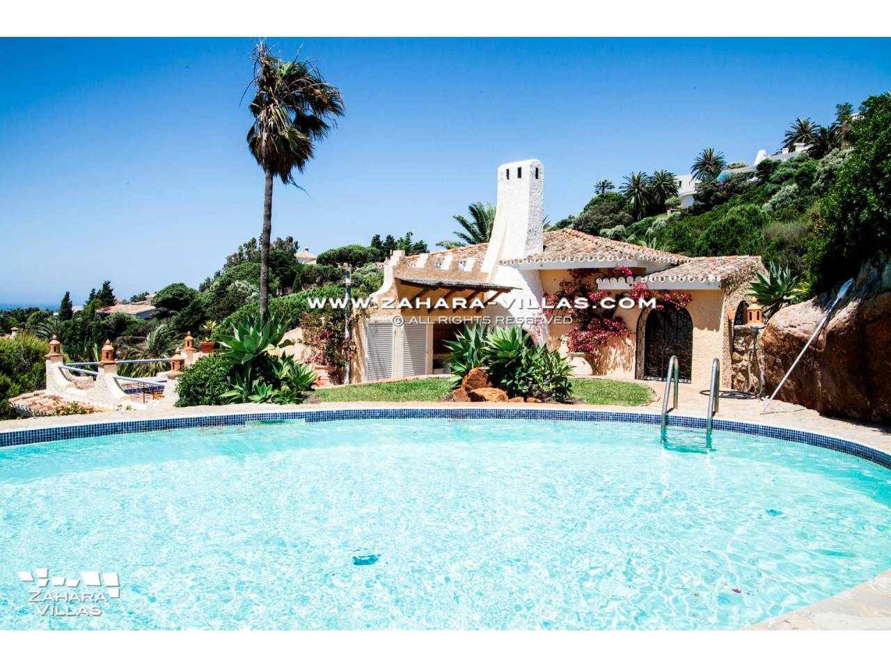 Imagen 2 de Great Andalusian Chalet with stunning sea views