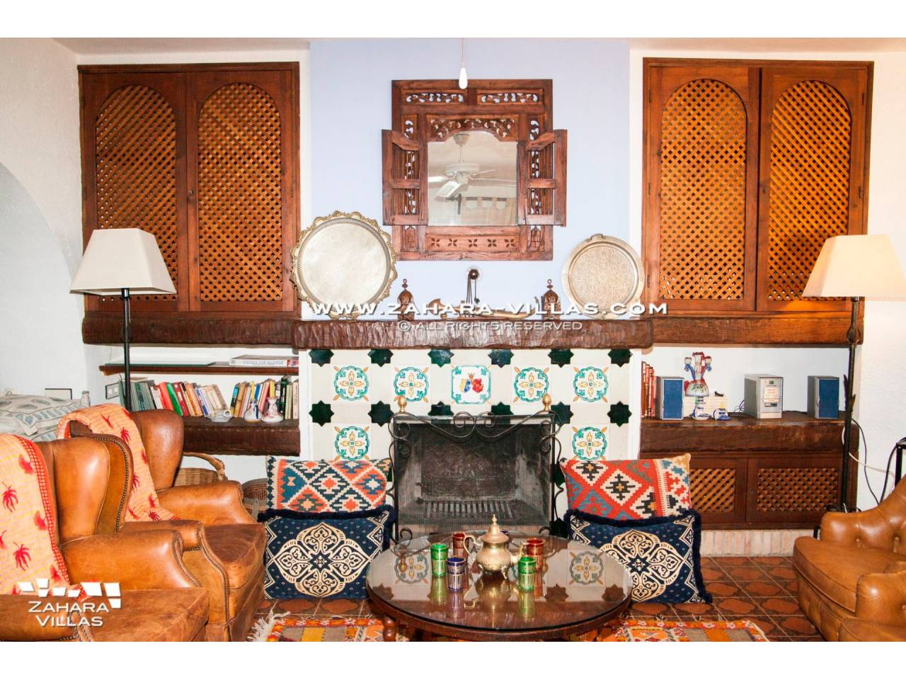 Imagen 41 de Great Andalusian Chalet with stunning sea views