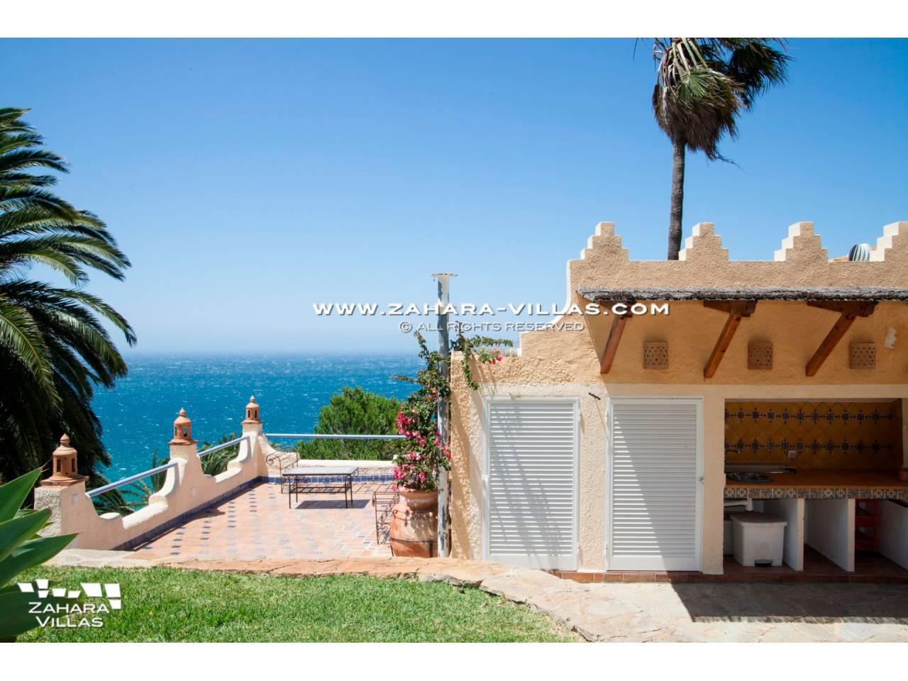 Imagen 43 de Estupendo Chalet Andaluz con impresionantes Vistas al mar