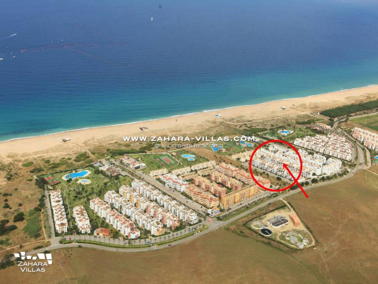 "Imagen 5 de Apartment for sale in ""Almadraba Playa"" Urbanization"
