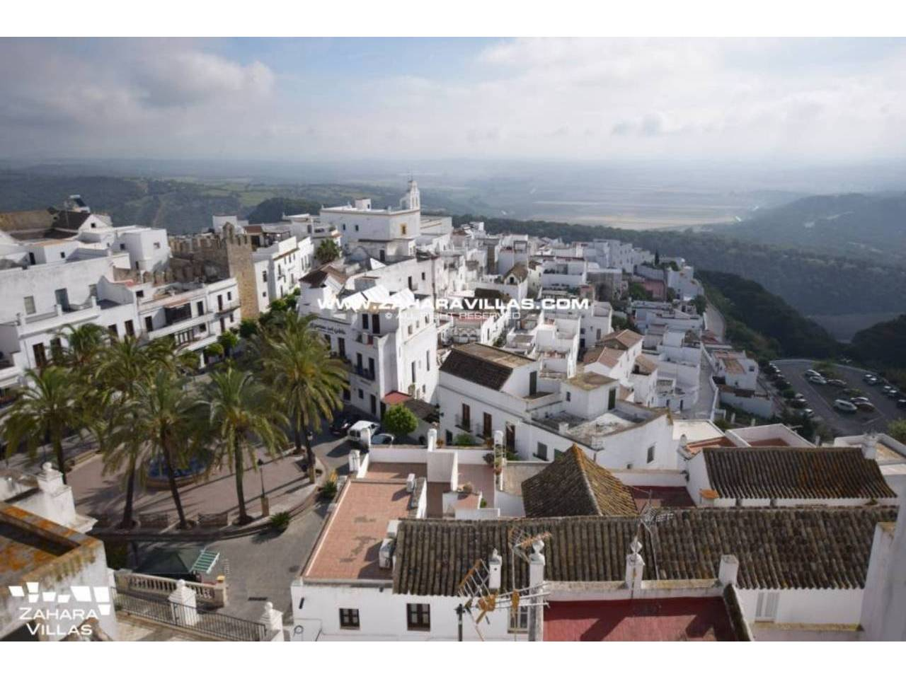 Imagen 12 de Fabulous house, ripe for refurbishment, in the centre of Vejer de la Frontera.