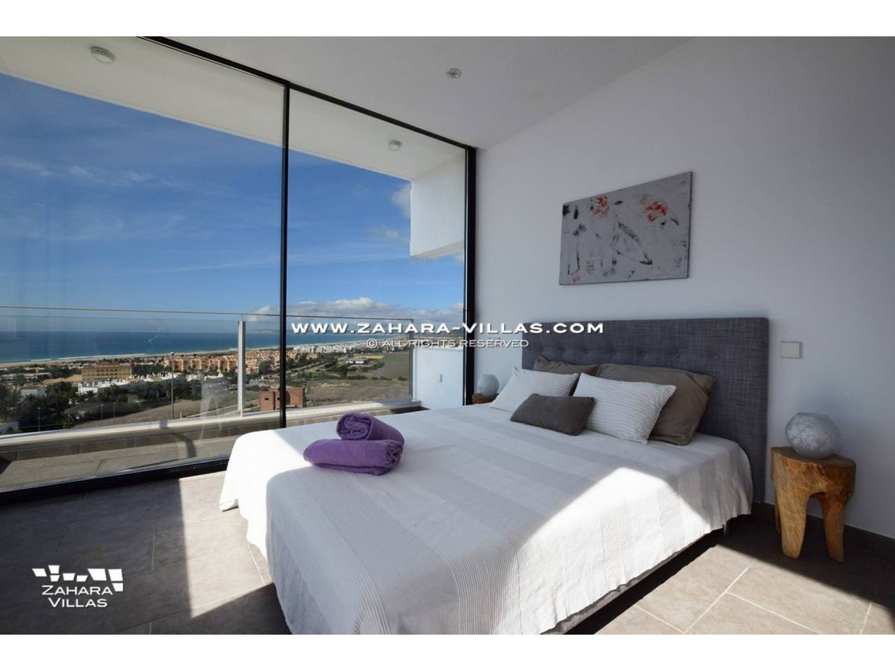 Imagen 13 de Newly built villa with panoramic views.