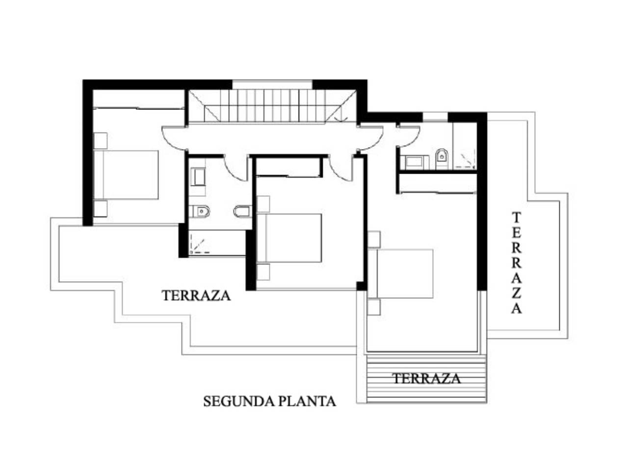 Imagen 41 de Newly built villa with panoramic views.